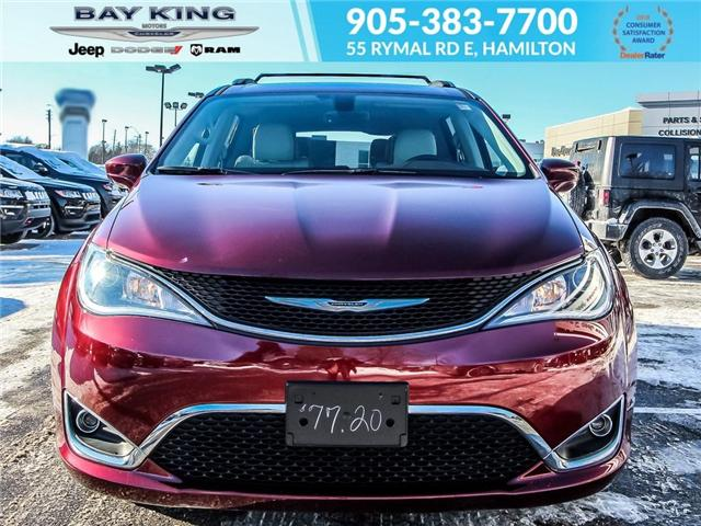 2018 Chrysler Pacifica Touring-L Plus (Stk: 6742) in Hamilton - Image 2 of 22