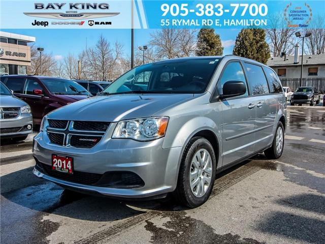 2014 Dodge Grand Caravan SE/SXT (Stk: 193549A) in Hamilton - Image 1 of 21