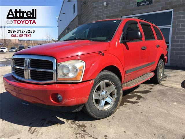 2006 Dodge Durango SLT (Stk: 43388B) in Brampton - Image 1 of 24