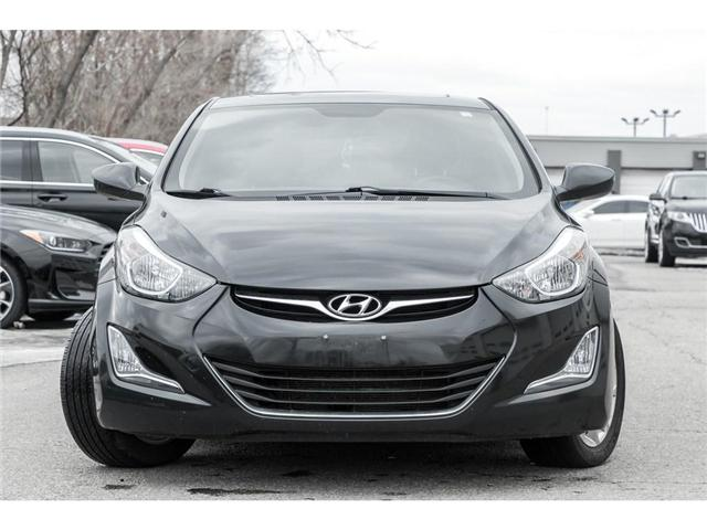 2016 Hyundai Elantra Sport Appearance (Stk: H905150T) in Mississauga - Image 2 of 19