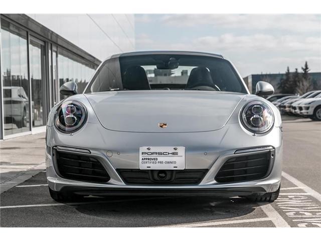 2018 Porsche 911 Carrera 4 Coupe PDK (Stk: U7765) in Vaughan - Image 2 of 22