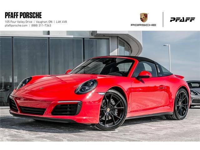 2019 Porsche 911 Targa 4 (Stk: P13369) in Vaughan - Image 1 of 20