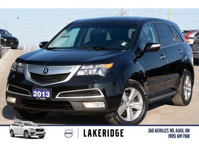 2013 Acura MDX Base (Stk: P0150A) in Ajax - Image 1 of 30