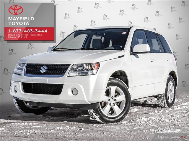 2012 Suzuki Grand Vitara JLX (Stk: 194028A) in Edmonton - Image 1 of 20