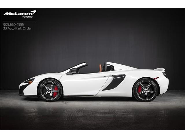 2015 McLaren 650S Spider (Stk: MC0561A) in Woodbridge - Image 1 of 18