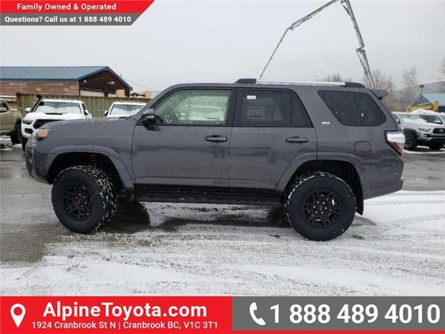 2019 Toyota 4Runner SR5 (Stk: 5663180) in Cranbrook - Image 2 of 17