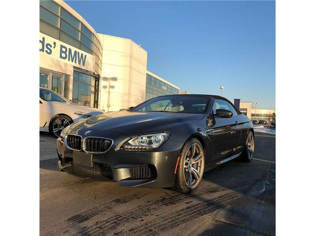 2013 BMW M6 Base (Stk: DB5563) in Oakville - Image 1 of 12