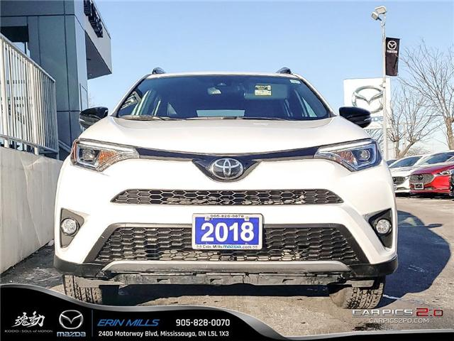 2018 Toyota RAV4 SE (Stk: P4461) in Mississauga - Image 2 of 19