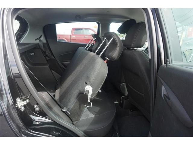 2018 Chevrolet Spark 1LT CVT (Stk: 18A178) in Kingston - Image 14 of 21