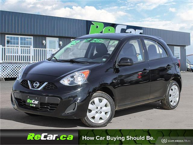2017 Nissan Micra SV (Stk: 190216a) in Fredericton - Image 1 of 23