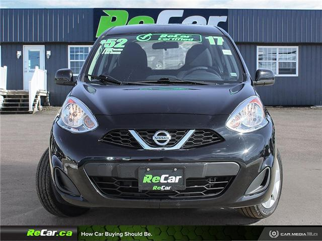 2017 Nissan Micra SV (Stk: 190216a) in Fredericton - Image 2 of 23