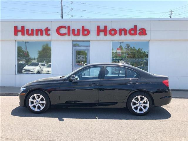 2014 BMW 320i  (Stk: Y00638A) in Gloucester - Image 1 of 17