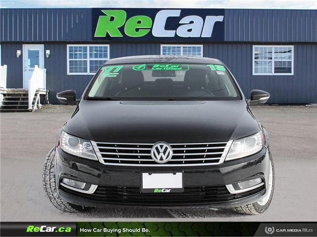 2013 Volkswagen CC Sportline (Stk: 181388A) in Saint John - Image 2 of 25
