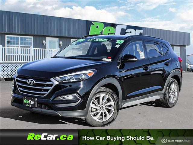 2018 Hyundai Tucson SE 2.0L (Stk: 181279A) in Saint John - Image 1 of 28