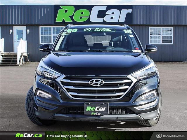 2018 Hyundai Tucson SE 2.0L (Stk: 181279A) in Saint John - Image 2 of 26