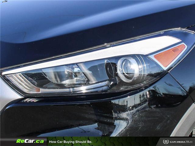 2018 Hyundai Tucson SE 2.0L (Stk: 181279A) in Saint John - Image 9 of 26