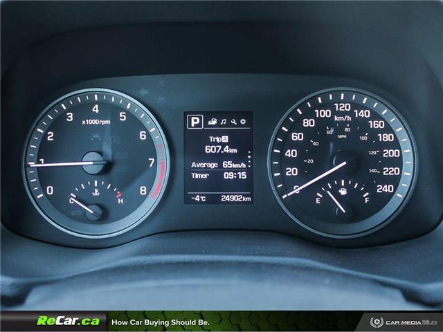 2018 Hyundai Tucson SE 2.0L (Stk: 181279A) in Saint John - Image 14 of 26