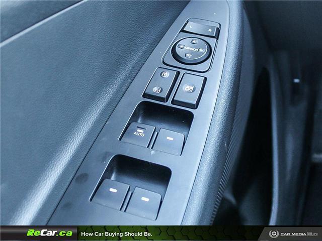 2018 Hyundai Tucson SE 2.0L (Stk: 181279A) in Saint John - Image 15 of 26
