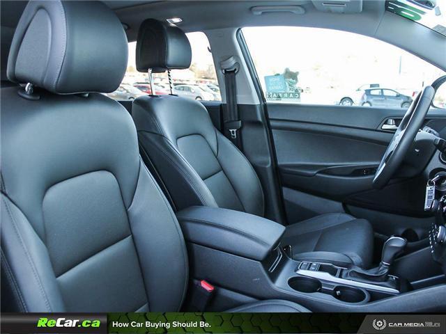 2018 Hyundai Tucson SE 2.0L (Stk: 181279A) in Saint John - Image 21 of 26