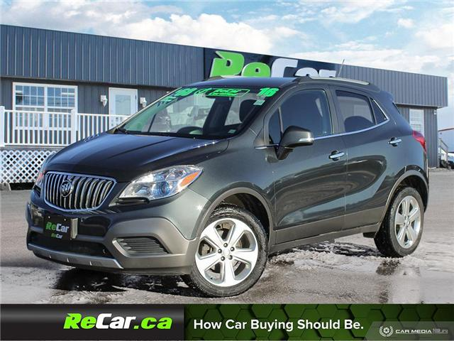 2016 Buick Encore Base (Stk: 190205A) in Saint John - Image 1 of 27