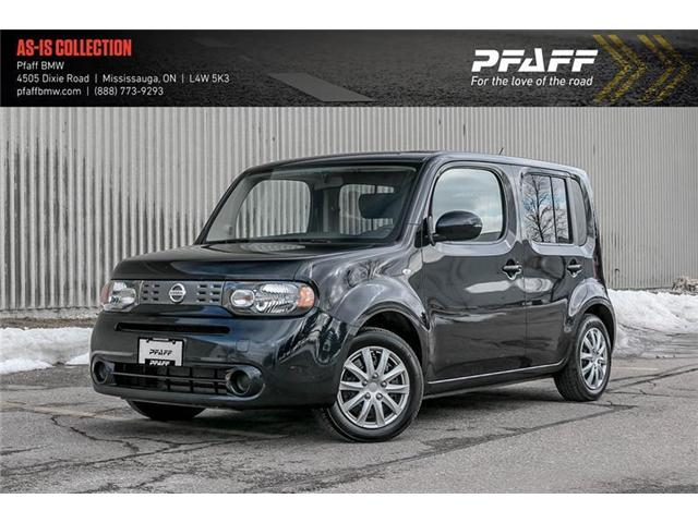 2011 Nissan Cube S (Stk: U5348) in Mississauga - Image 1 of 21