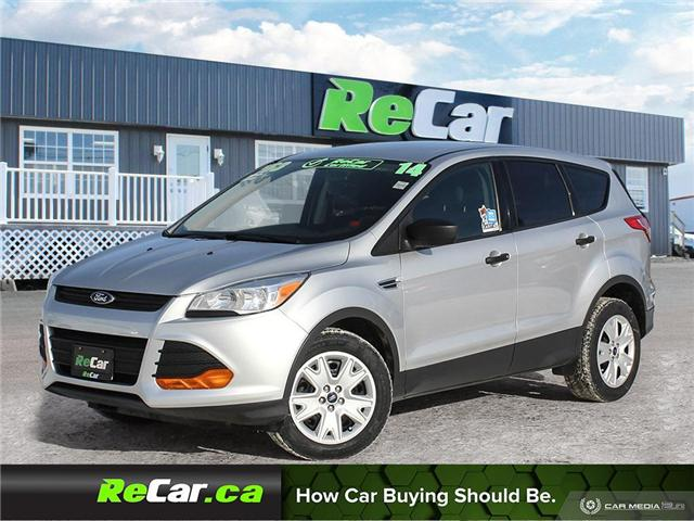 2014 Ford Escape S (Stk: 181418A) in Saint John - Image 1 of 24