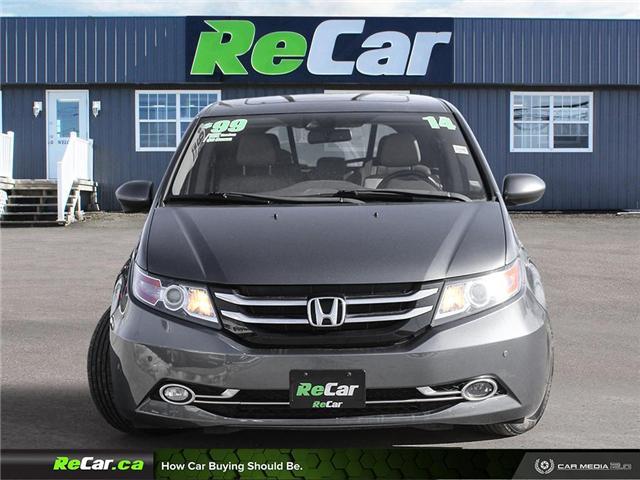 2014 Honda Odyssey EX-L (Stk: 181397A) in Saint John - Image 2 of 27