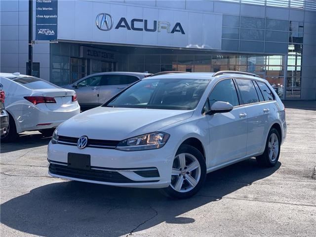 2018 Volkswagen Golf SportWagen  (Stk: 3943) in Burlington - Image 1 of 30