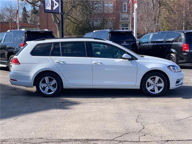 2018 Volkswagen Golf SportWagen  (Stk: 3943) in Burlington - Image 8 of 30