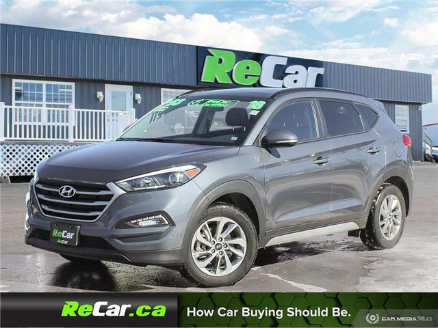 2018 Hyundai Tucson Luxury 2.0L (Stk: 181382A) in Saint John - Image 1 of 27
