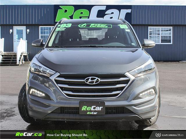 2018 Hyundai Tucson Luxury 2.0L (Stk: 181382A) in Saint John - Image 2 of 25
