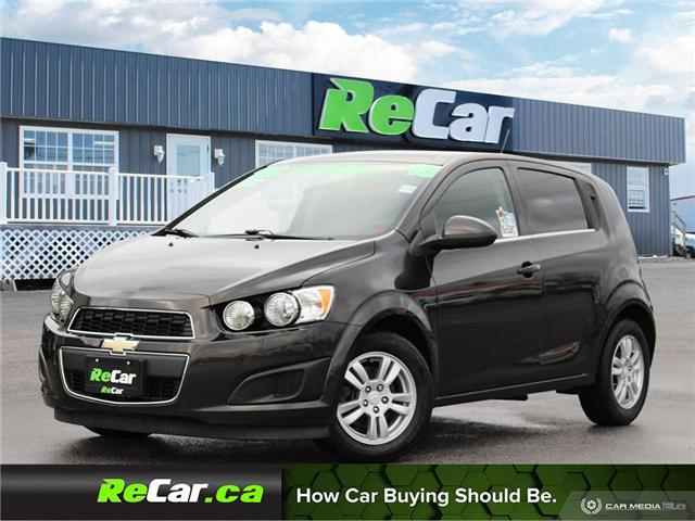 2015 Chevrolet Sonic LT Auto (Stk: 181377A) in Saint John - Image 1 of 25