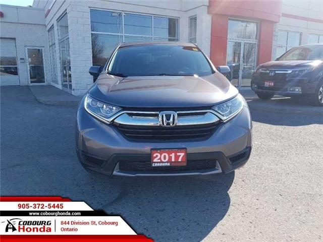 2017 Honda CR-V LX (Stk: STK000549) in Cobourg - Image 2 of 17