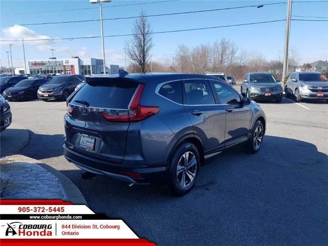 2017 Honda CR-V LX (Stk: STK000549) in Cobourg - Image 7 of 17