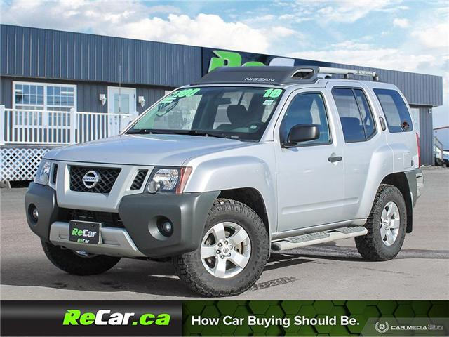 2010 Nissan Xterra S (Stk: 190261a) in Fredericton - Image 1 of 23