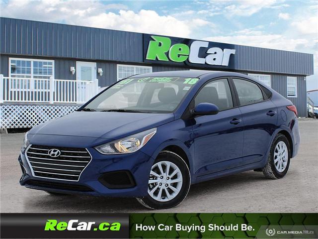 2018 Hyundai Accent GL (Stk: 190110A) in Saint John - Image 1 of 25