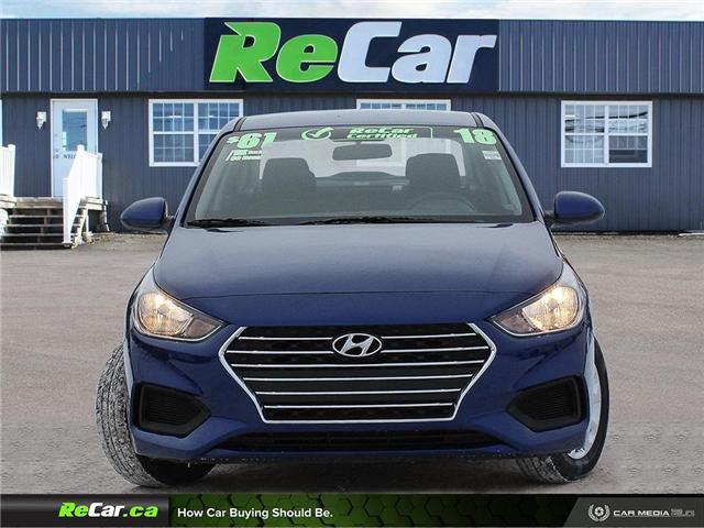 2018 Hyundai Accent GL (Stk: 190110A) in Saint John - Image 2 of 25