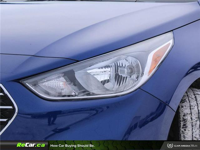 2018 Hyundai Accent GL (Stk: 190110A) in Saint John - Image 8 of 25