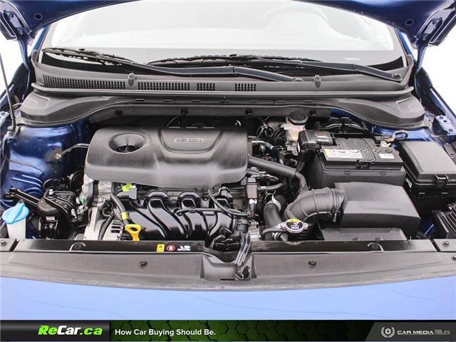 2018 Hyundai Accent GL (Stk: 190110A) in Saint John - Image 10 of 25