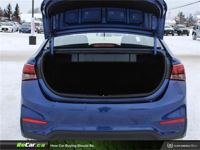 2018 Hyundai Accent GL (Stk: 190110A) in Saint John - Image 11 of 25