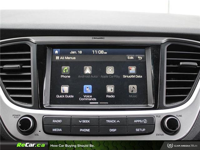 2018 Hyundai Accent GL (Stk: 190110A) in Saint John - Image 18 of 25