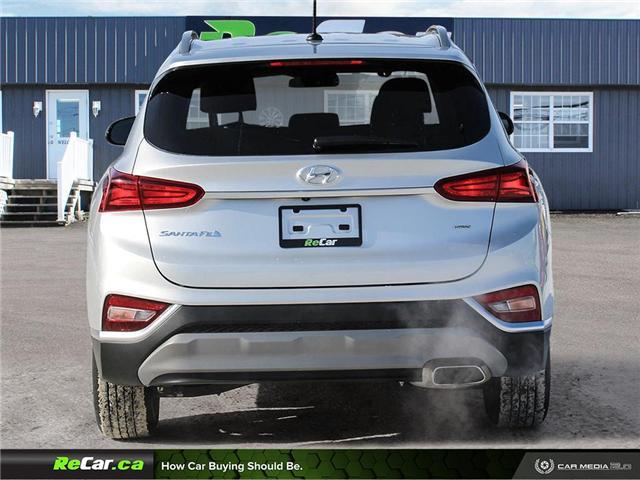 2019 Hyundai Santa Fe ESSENTIAL (Stk: 190043A) in Saint John - Image 5 of 25