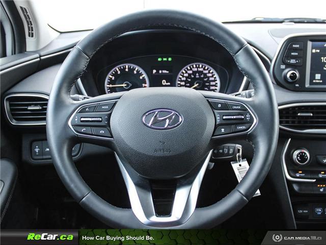 2019 Hyundai Santa Fe ESSENTIAL (Stk: 190043A) in Saint John - Image 13 of 25