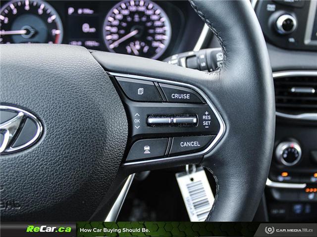 2019 Hyundai Santa Fe ESSENTIAL (Stk: 190043A) in Saint John - Image 17 of 25