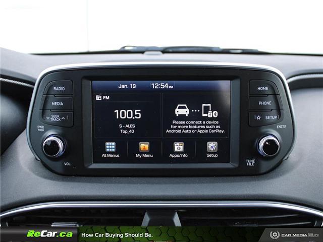 2019 Hyundai Santa Fe ESSENTIAL (Stk: 190043A) in Saint John - Image 18 of 25