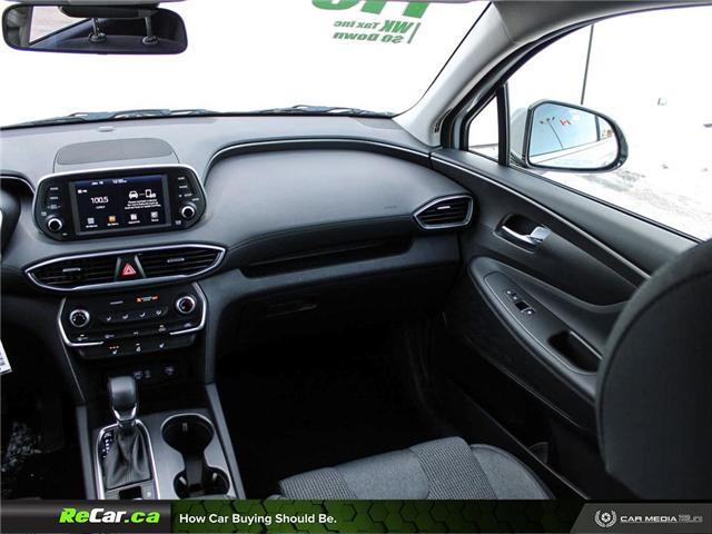 2019 Hyundai Santa Fe ESSENTIAL (Stk: 190043A) in Saint John - Image 25 of 25
