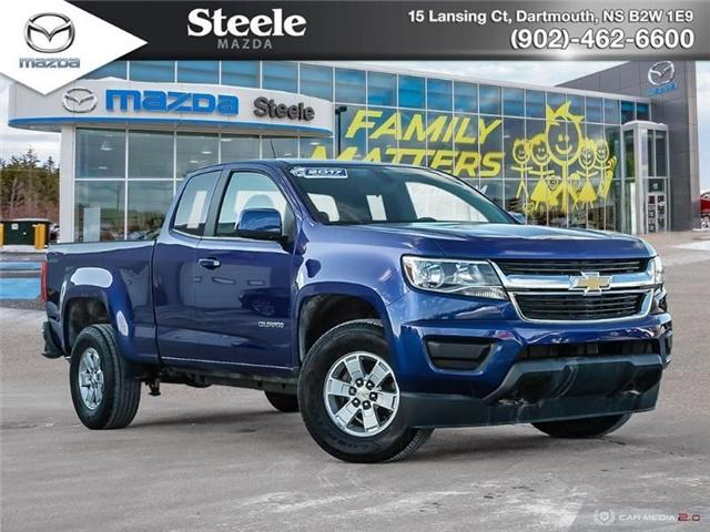 2017 Chevrolet Colorado WT (Stk: D431661B) in Dartmouth - Image 1 of 28