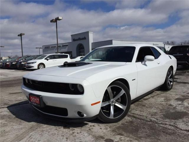 2017 Dodge Challenger R/T (Stk: 23683T) in Newmarket - Image 1 of 16