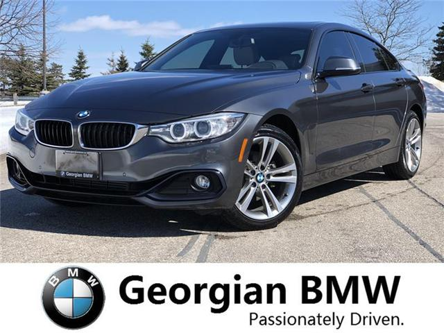 2016 BMW 428i xDrive Gran Coupe (Stk: P1434) in Barrie - Image 1 of 20