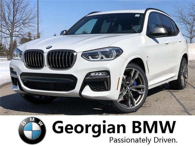2019 BMW X3 M40i (Stk: B19111) in Barrie - Image 1 of 20